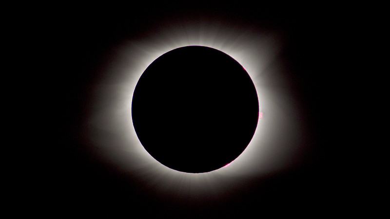 Solar Eclipse Phases