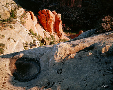 Horse Shoe Canyon