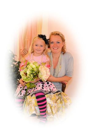 Mother Daughter Tea 6-24-2012