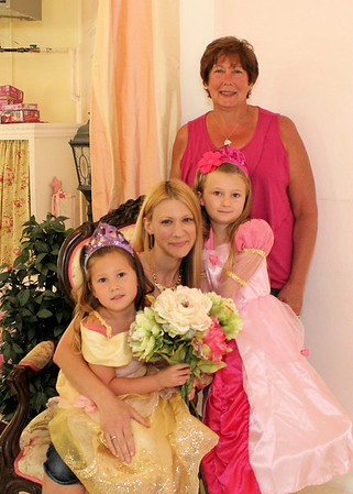 Mother Daughter Tea July 27th 2014