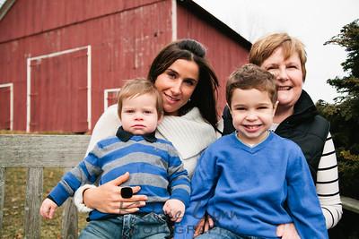Shannon + family