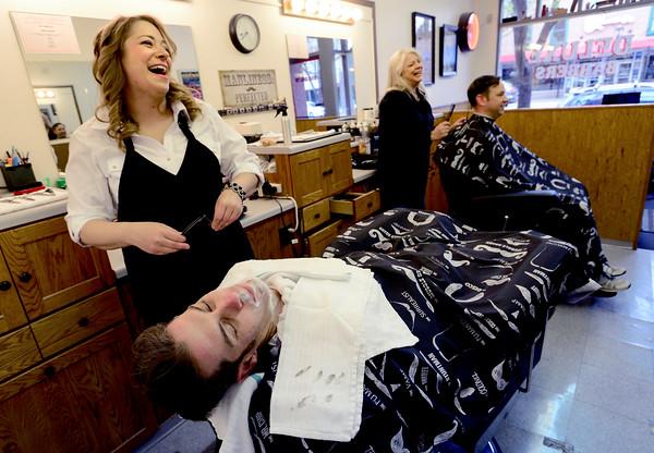 Mother Daughter Barbers