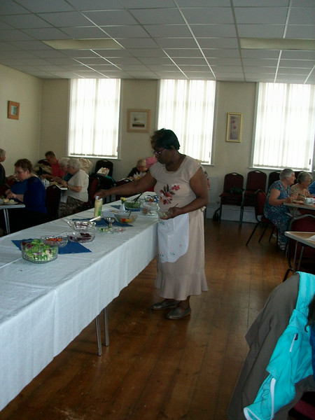 Mothers' Union Summer Lunch
