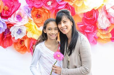 Saddleback Irvine Mother's Day portrait 2014 - photo by Allen Siu