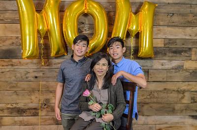 Saddleback Irvine South Mother's Day Portrait - photo by Allen Siu 2017-05-13