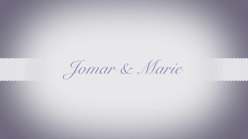 Jomar & Marie Wedding Trailer