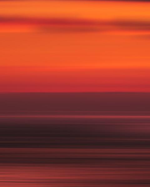 Blood Orange Sundown