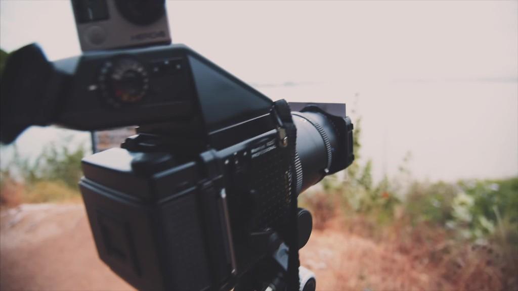 Making a Photograph - cut One