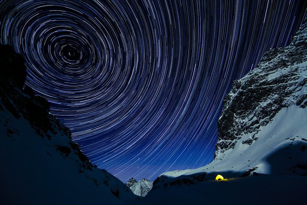 Bivouac/High Tatras/Slovakia