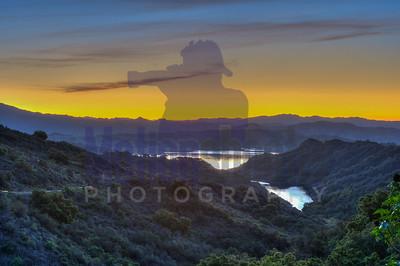 Lake Casitas, February 2016