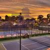 Pierpont Racquet Club tennis courts
