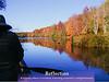 Reflection - A fall canoe trip at Price Lake, near Grandfather Mountain