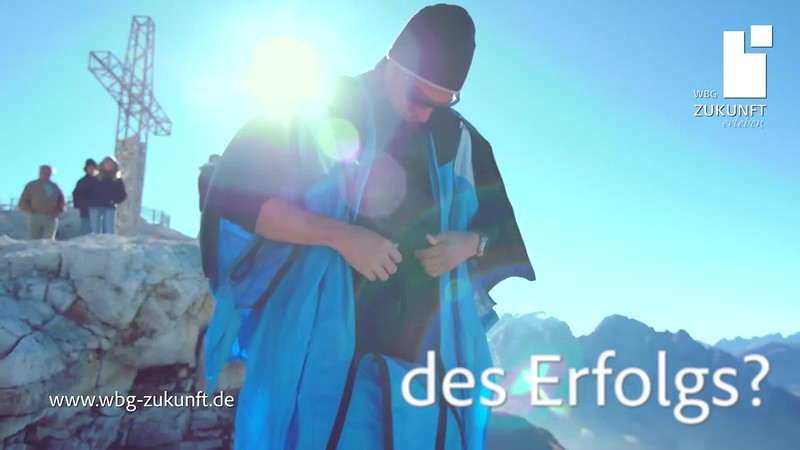 Das Geheimnis des Erfolgs - WBG Zukunft - Erfurt - Karrideo Imagefilm-Produktion