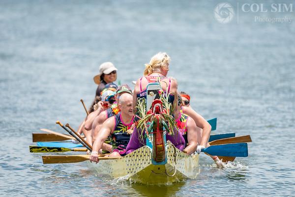 Motley Crew Dragon boat 2018