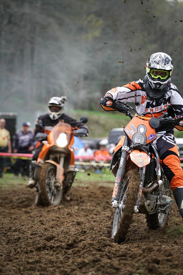 Matt Kelly on 950 ADV MMM Barrel Races