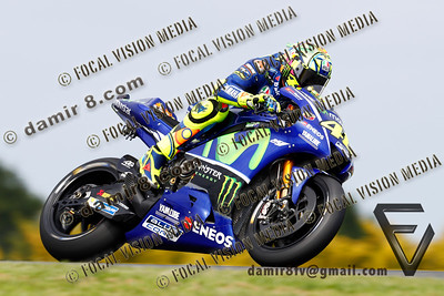 World Moto GP Championship. Round16 @Phillip Island. Australia. Michelin Australian Motorcycle Grand Prix.   Friday. 20.10.2017.  #46 Valentino ROSSI (Ita) Movistar Yamaha MotoGP, during afternoon practice 2.  © ATP / Damir IVKA