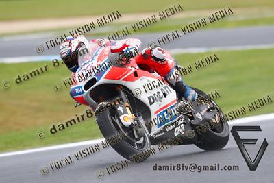 World Moto GP Championship. Round16 @Phillip Island. Australia.  Michelin Australian Motorcycle Grand Prix. Satarday. 21.10.2017.  #4 Andrea DOVIZIOSO (ITA) Ducati Team, during mornings practice 3. © ATP / Damir IVKA