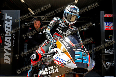 World Moto GP Championship. Round17 @ Phillip Island. Australia.  Michelin Australian Motorcycle Grand Prix. Friday. 26.10.2018.  #23 Marcel SCHROTTER (GER) Dynavolt Intact Moto 2 GP.  © ATP / Damir IVKA