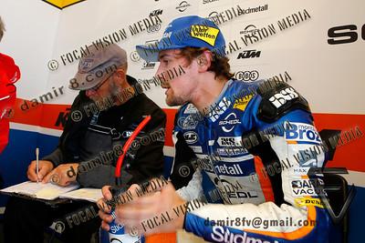 World Moto GP Championship. Round17 @ Phillip Island. Australia. Michelin Australian Motorcycle Grand Prix. Friday. 26.10.2018. #65 Philipp OETTL (GER) Sudmetal Schedl GP Racing. Moto 3. © ATP / Damir IVKA