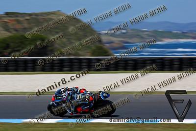 World Moto GP Championship. Round17 @ Phillip Island. Australia.  Michelin Australian Motorcycle Grand Prix.  Sunday. 28.10.2018.  #42 Francesco BAGNAIA (ITA) Sky racing team VR46 - Moto2. He finished 12th. © ATP / Damir IVKA