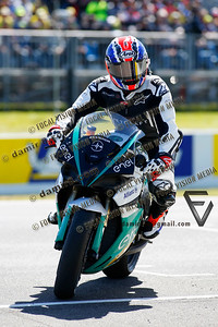 World Moto GP Championship. Round17 @ Phillip Island. Australia.Michelin Australian Motorcycle Grand Prix.  Sunday. 28.10.2018. Michael DOOHAN with Moto E bike. © ATP / Damir IVKA