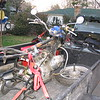 Fall 2005 stopped at Gord's for the night on the way home from Upper Sandusky Ohio with the bike.