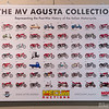 MV Agusta Lineup - Mecum Poster