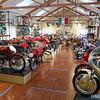 Moto Talbott Museum - Interior