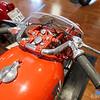 MV Agusta 150 Racer - Handlebars