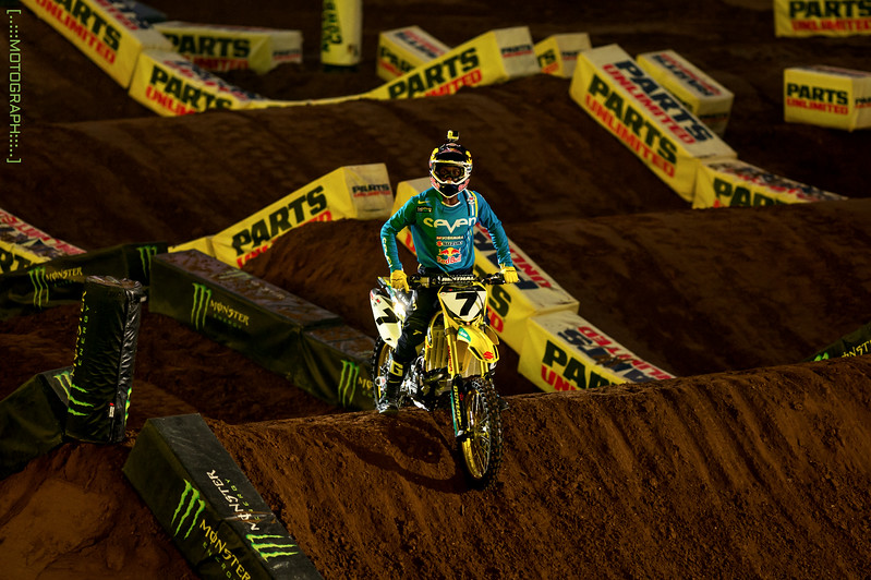 A weakened James Stewart contemplates the tough night ahead
