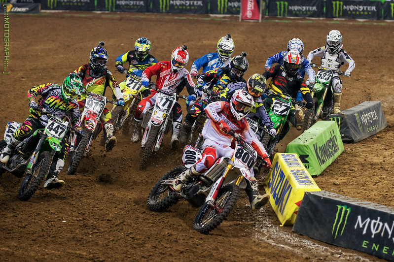 Master of the holeshot Mike Alessi