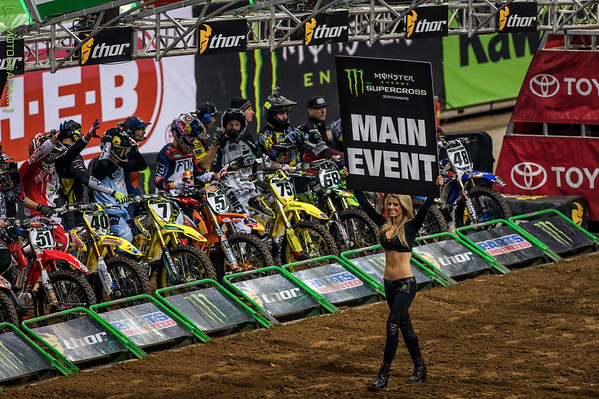 Weston Peick reaches for victory?
