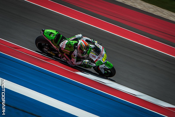 Alvaro Bautista of Gresini Racing fields the MotoGP Honda