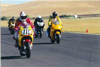 Thunderhill straight