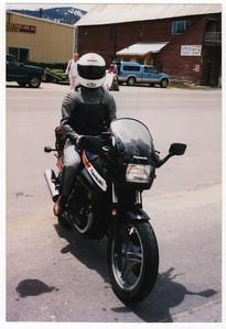 julie ex500 ninja