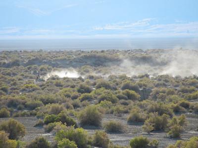 team oatpile fighting thru the dunes