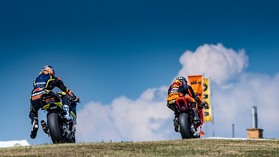 Bo BENDSNEYDER and Brad BINDER, Brno/Czech Republic, 2018