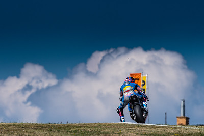 Alex MARQUEZ, Brno/Czech Republic, 2018