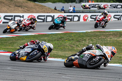 Sam LOWES and Romano FENATI, Czech Republic/Brno, 2018