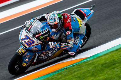 Alex MARQUEZ, Spain/Cheste, 2018