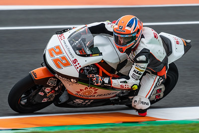 Sam LOWES, Spain/Cheste, 2018