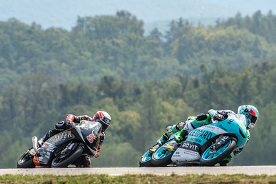 Enea BASTIANINI, Lorenzo DALLA PORTA and Jaume MASIA, Czech Repu