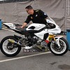 This bike has won at Daytona...