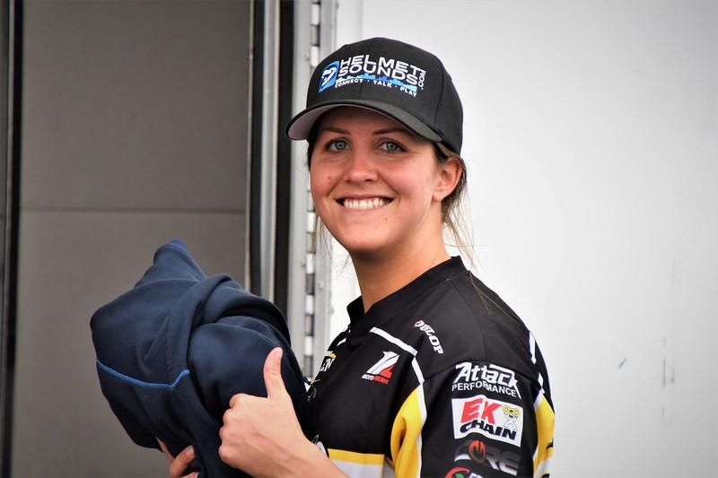 MEEN MOTORSPORTS: Caroline Olson Super Stock 600.
