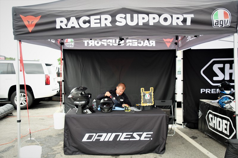 DAINESE RACER SUPPORT.