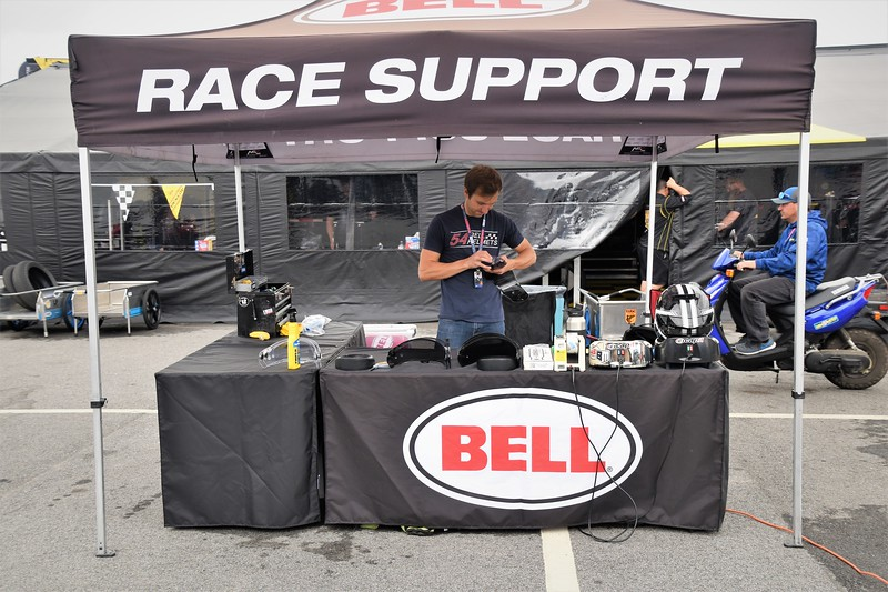BELL RACE SUPPORT.