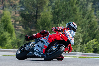 Brno/Czech Republic - 08/03/2018 - #99 Jorge Lorenzo (SPA, Ducati) during FP1 at Brno