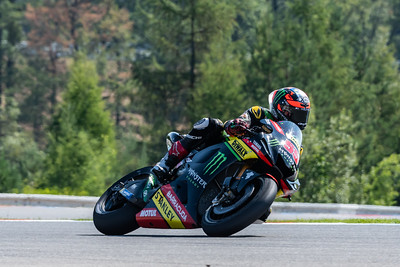 Brno/Czech Republic - 08/03/2018 - #55 Hafizh Syahrin (MAL, Tech 3 Yamaha) during FP1 at Brno