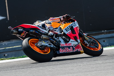 Brno/Czech Republic - 08/03/2018 - #26 Dani Pedrosa (SPA, Repsol Honda) during FP1 at Brno