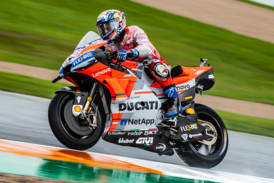 Andrea DOVIZIOSO, Spain/Cheste, 2018